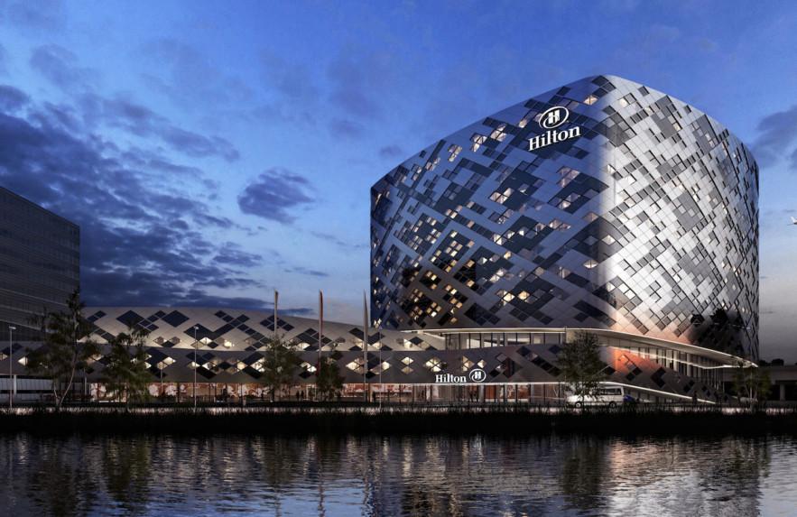 Marca de Luxo: Hilton