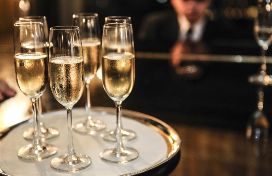 Diferença de Champagne, Prosecco e Espumante