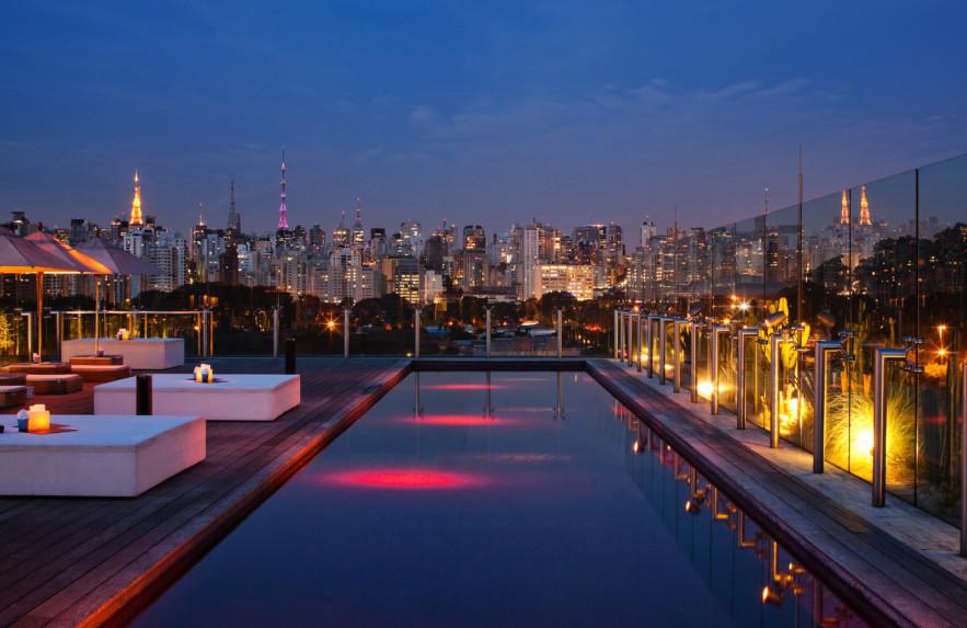 Skye Bar São Paulo