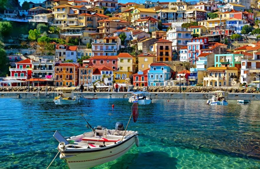 Ilhas mais bonitas da Grécia