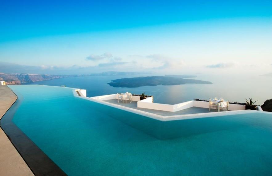 Piscinas de Luxo para curtir as férias