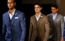 Os ternos de Ricardo Almeida