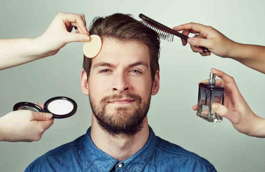 Dicas básicas de maquiagem para homens