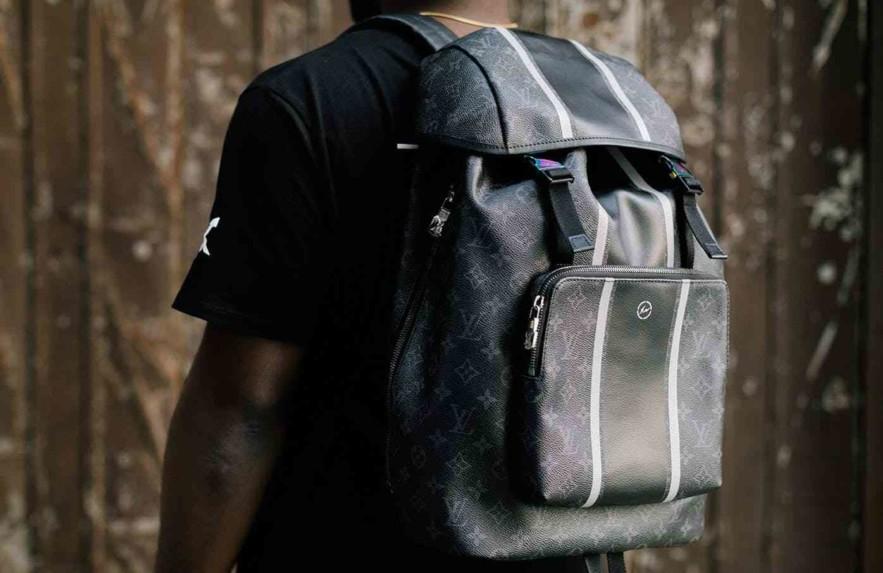 Vale a pena investir: mochila da Louis Vuitton