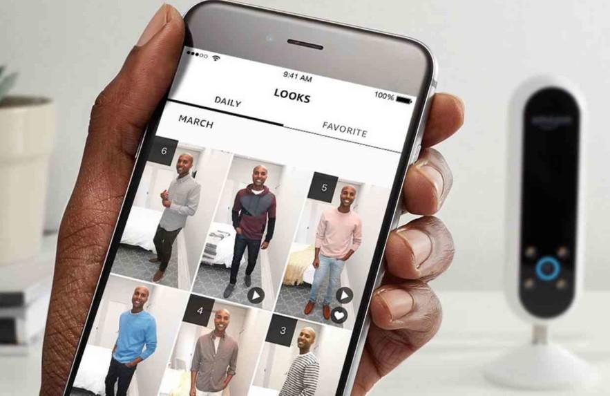 Conheça o Echo Look, um gadget que ajuda você a se vestir melhor