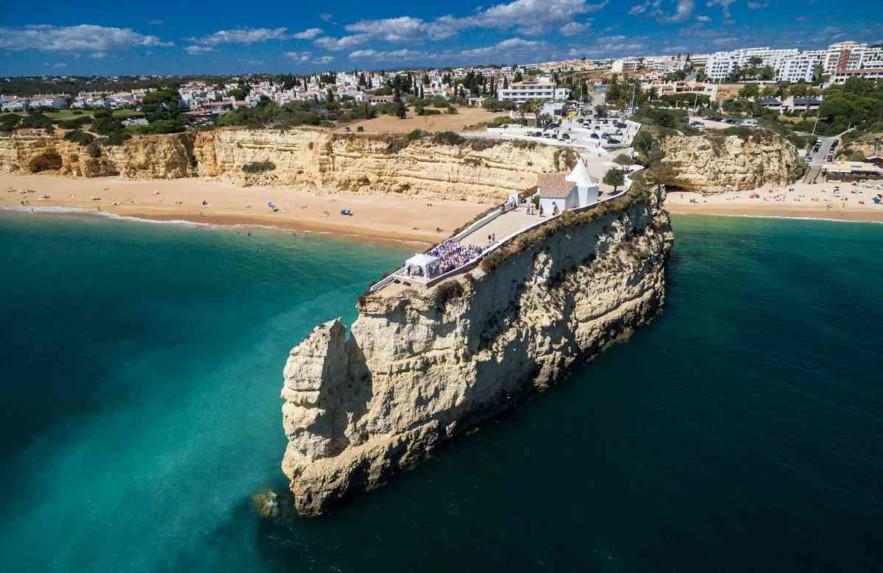 Destino de luxo: Algarve