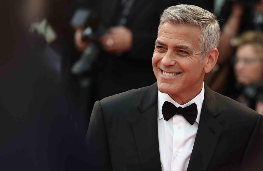 O estilo de George Clooney