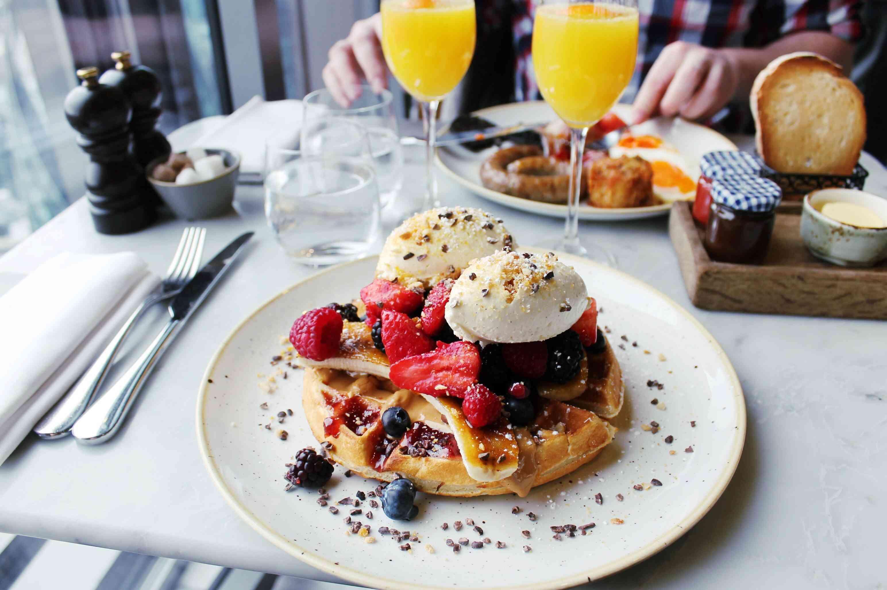 Duck and Waffles: uma excelente experiência gastronômica em Londres