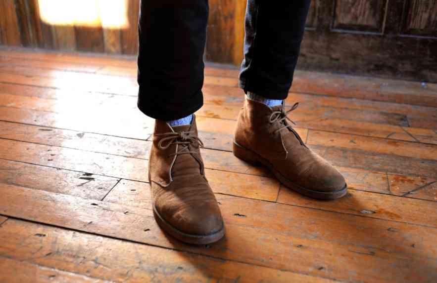 Sugar Baby, o certo é combinar a meia com o sapato ou com a calça?