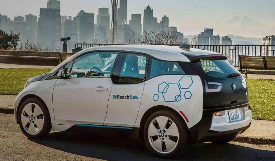 A BMW criou um serviço para competir com o Uber