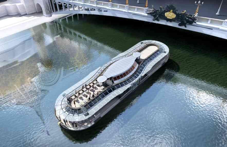 Experiência gastronômica em Paris: restaurante-barco no Sena