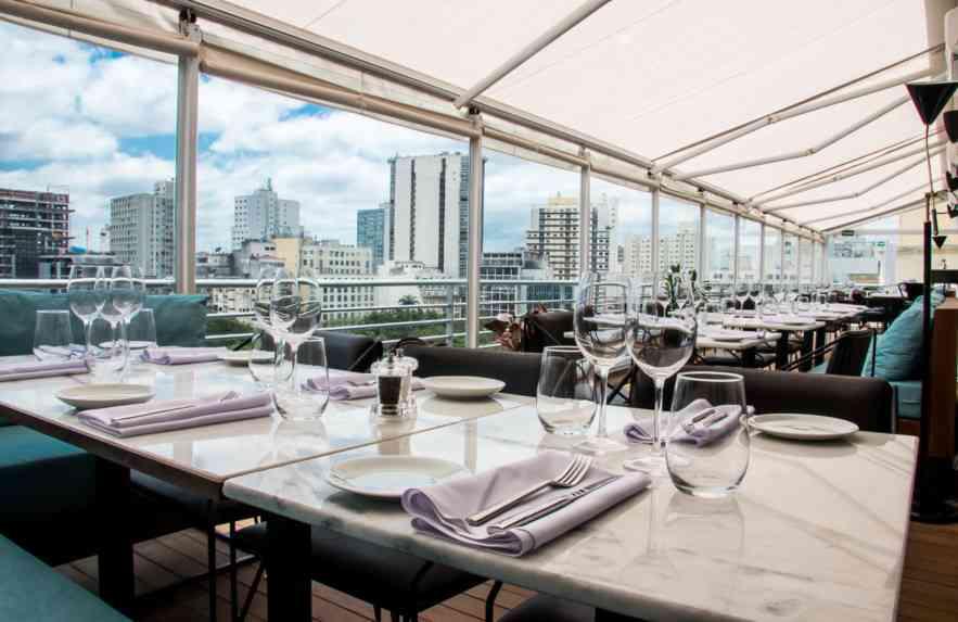 5 restaurantes com vistas incríveis em São Paulo