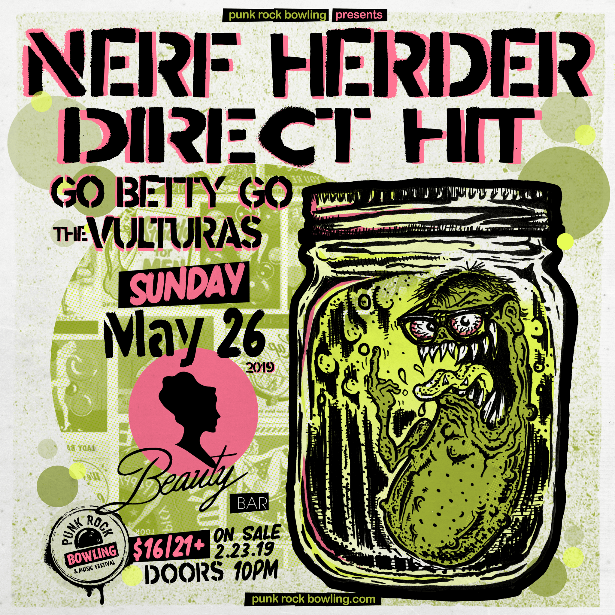 Nerf Herder Punk Rock Bowling 2019 Club Show Las Vegas