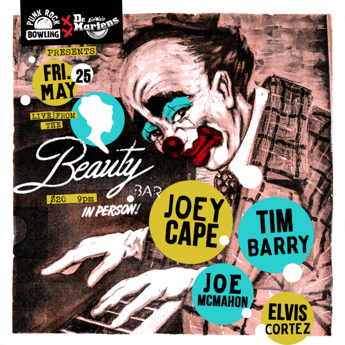 Joey Cape, Tim Berry & more