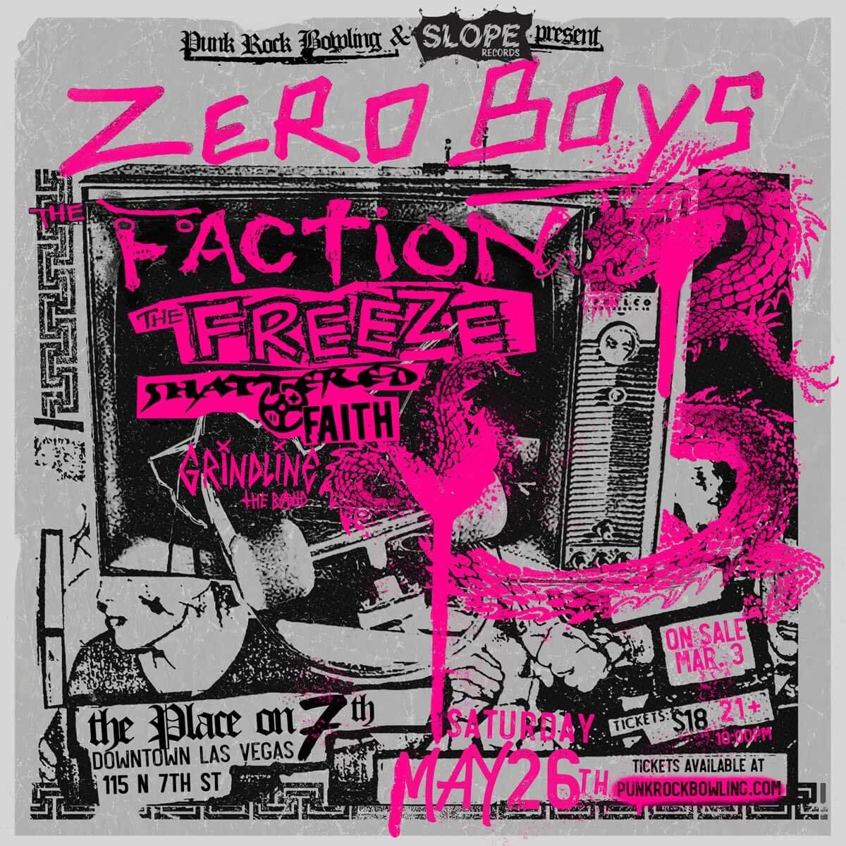 zero boys the faction the freeze