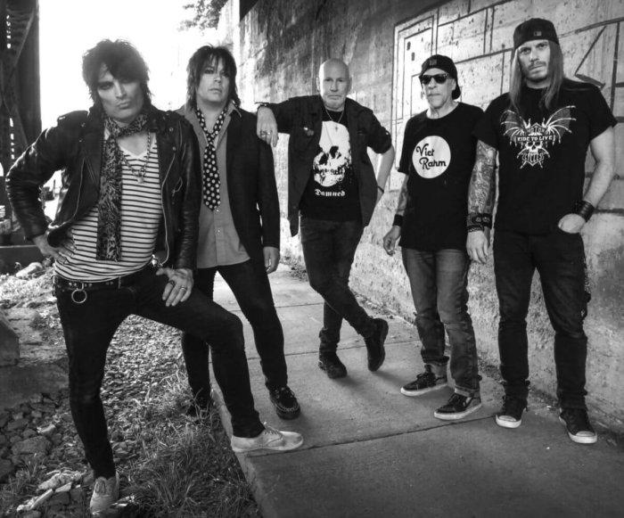 Punk Rock Bowling Dead Boys