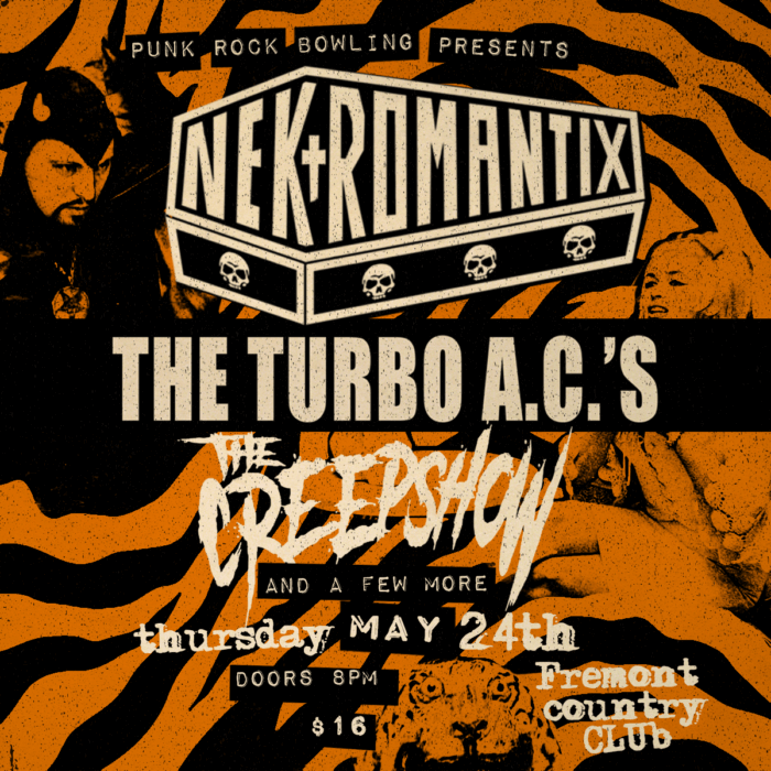 Turbo A.C.'s May 25 Club Show