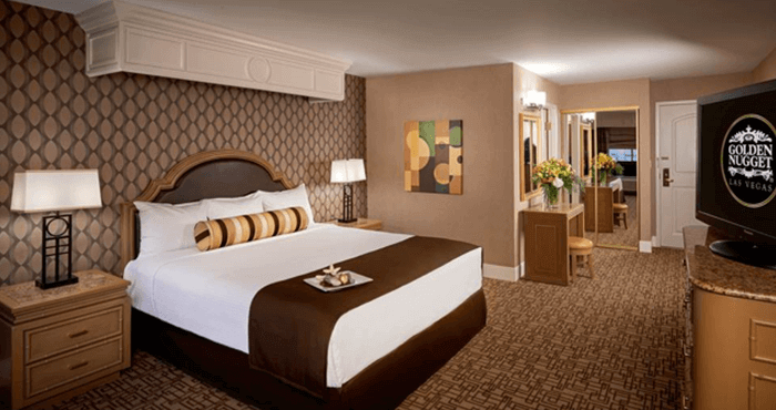 Golden Nugget Las Vegas Carson Tower-King-Premium