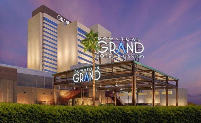 The Downtown Grand Punk Rock Bowling 2019 Hotel
