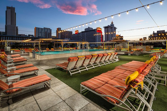 Punk Rock Bowling 2019 Pool Parties at The Downtown Grand