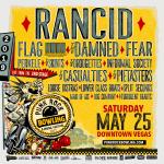 Punk Rock Bowling 2019 Saturday Rancid, FLAG, The Damned and more!