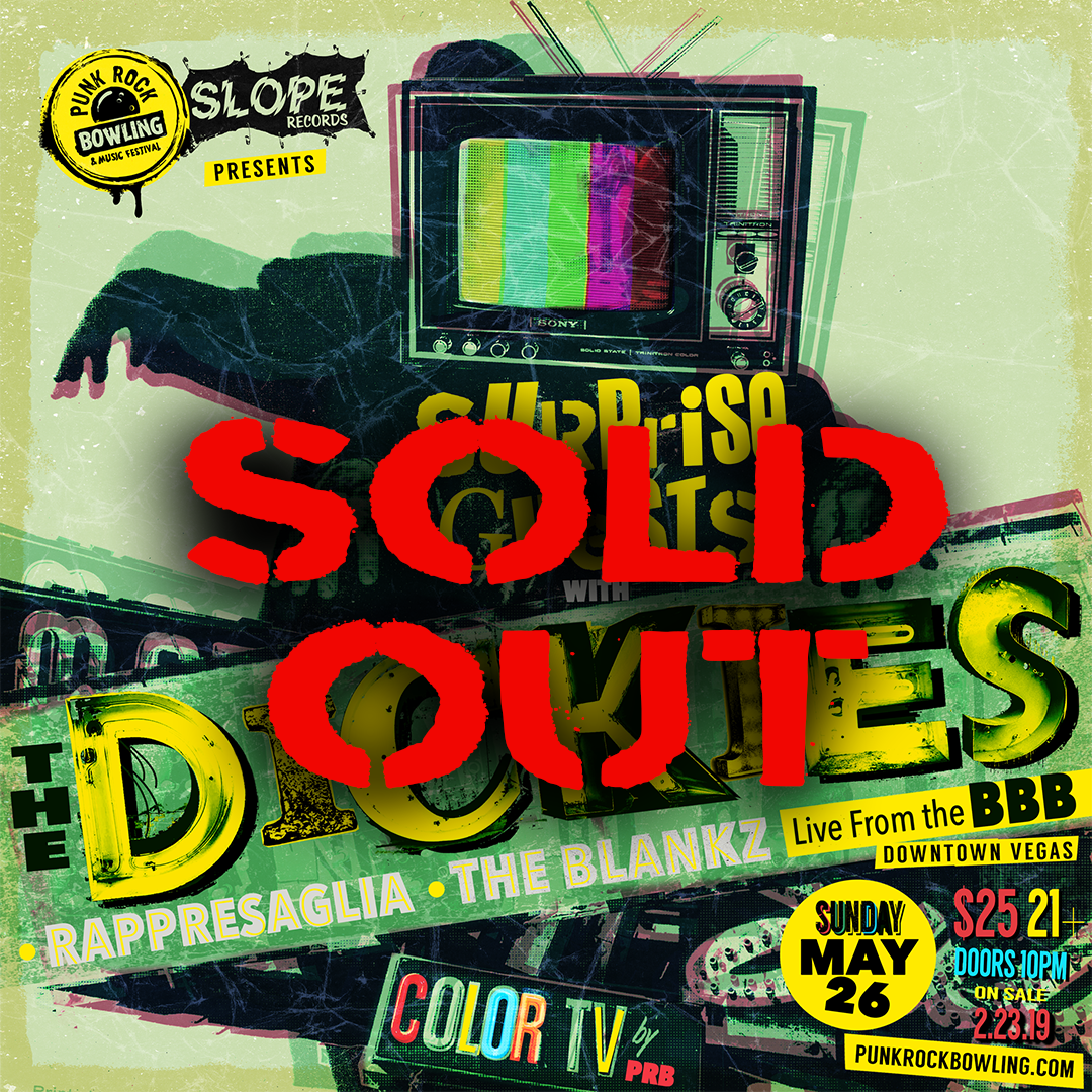 Surprise-Guests-Club-Show-2019-Slope-Records SOLD OUT