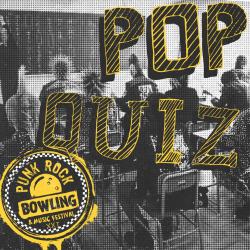 Punk Rock Bowling Pop-Quiz