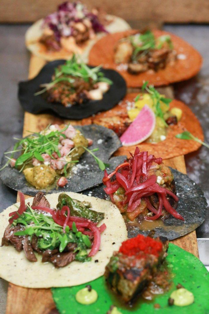 Macheen Tacos