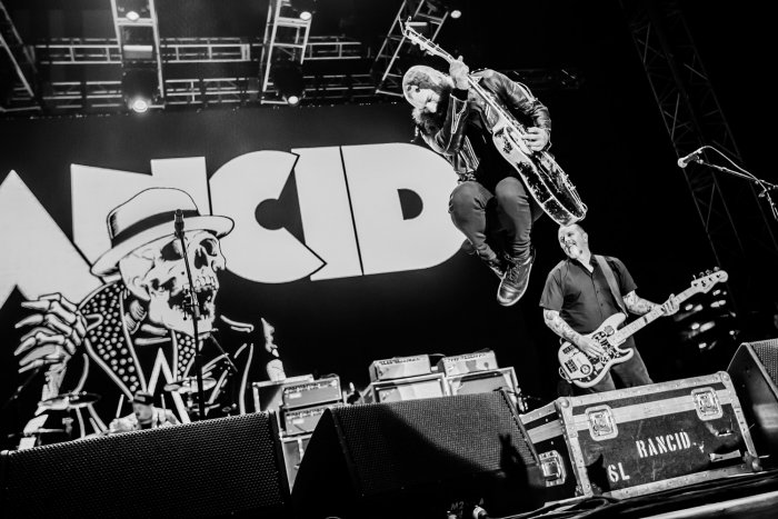 RANCID_ Punk Rock Bowling 2019 Chip Litherland