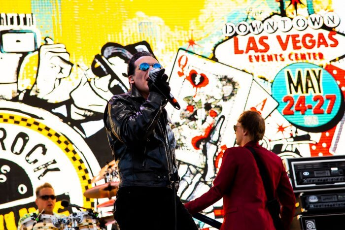 THE DAMNED Punk Rock Bowling 2019 Chip Litherland-0004