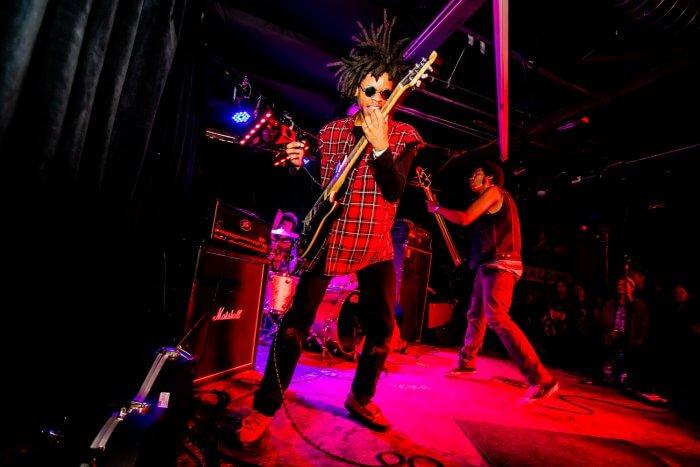 Rad Key Punk Rock Bowling Chip Litherland 6