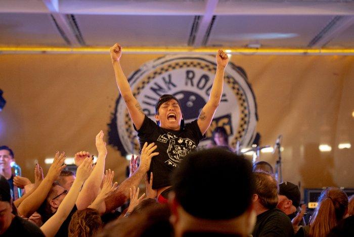 Pinata Protest Punk Rock Bowling 2019 Andrew Repcik 1
