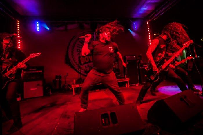 IRON REAGAN Punk Rock Bowling 2019_Chip Litherland