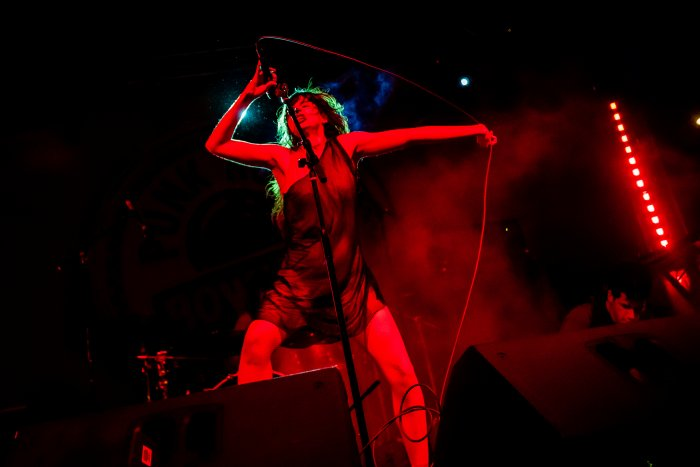 LE BUTCHERETTES_Punk Rock Bowling 2019_Chip Litherland