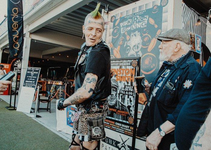 Punk Rock Bowling 2019 Winston Smith