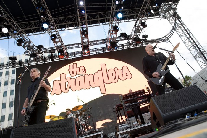 The Stranglers Punk Rock Bowling 2019