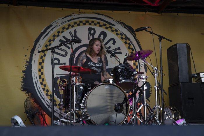The Coathangers Punk Rock Bowling 2019_John Gilhooley