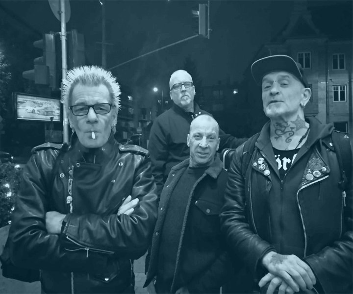 GBH Punk Rock Bowling 2020