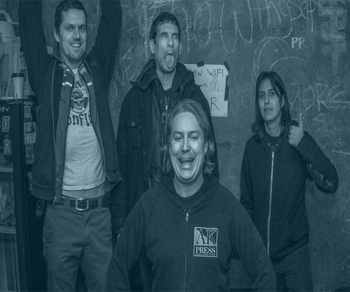 Propagandhi Punk Rock Bowling 2020