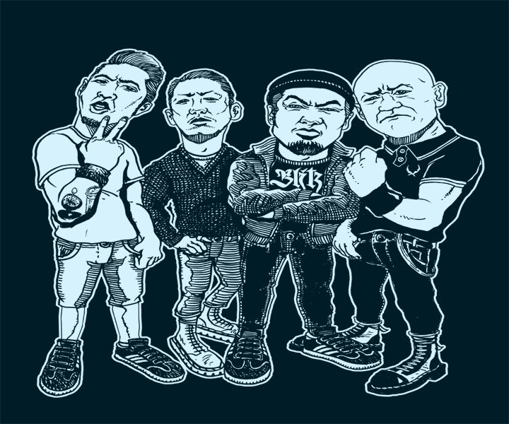 Anger Flares Punk Rock Bowling 2020