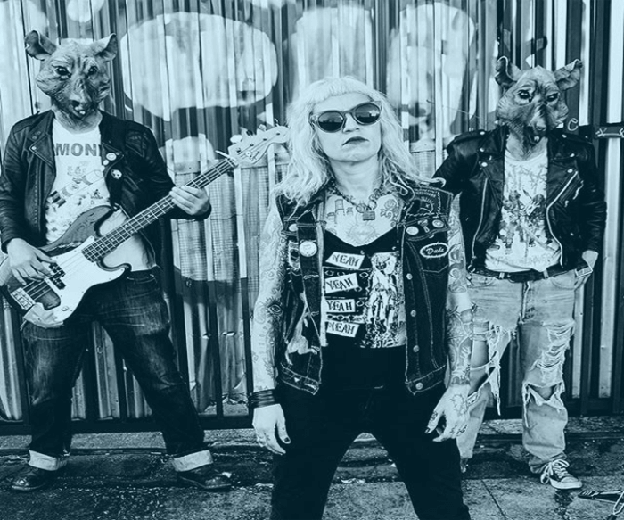 DEE SKUSTING & THE RODENTS