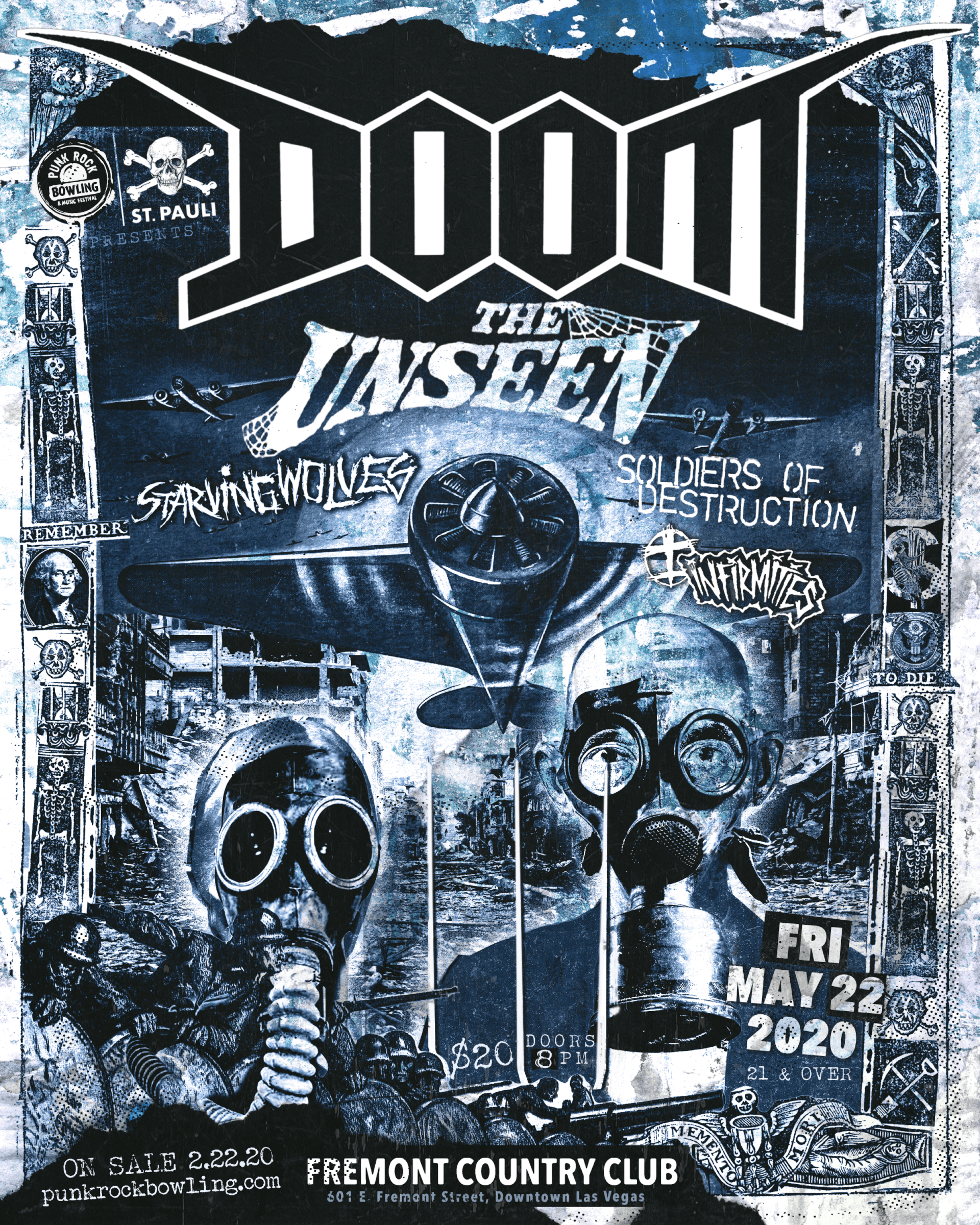 Doom-Punk Rock Bowling After Party