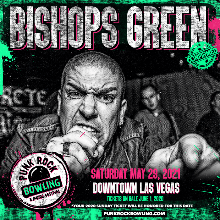 BISHOPS GREEN PUNK ROCK BOWLING 2021