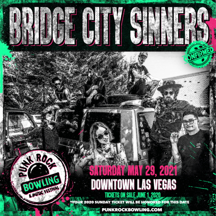 BRIDGE CITY SINNERS PUNK ROCK BOWLING 2021