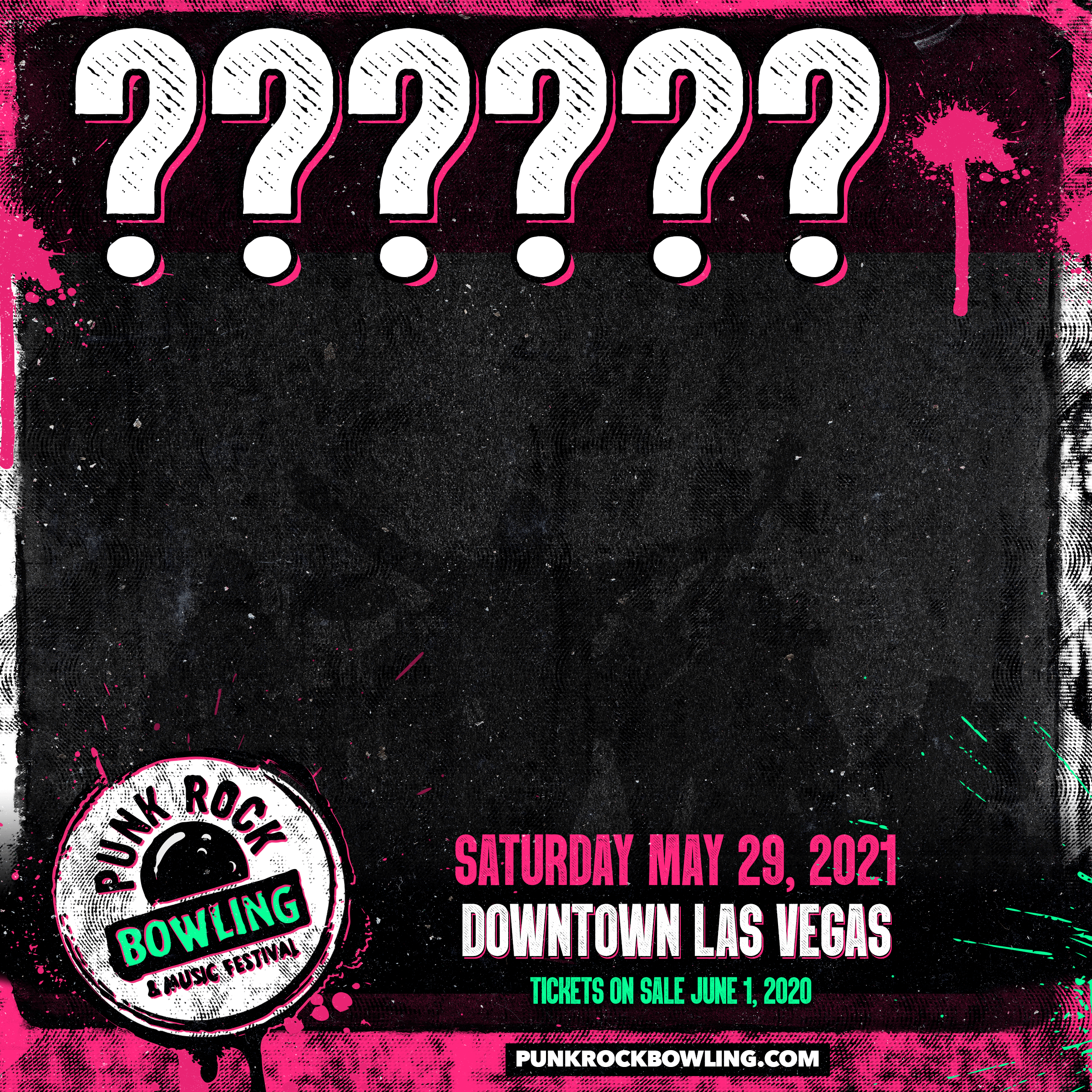 PRB 2021 Headliner TBA!