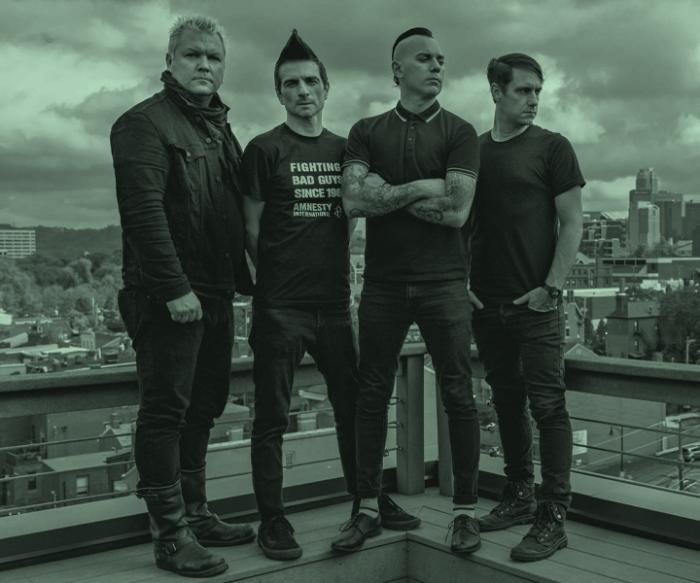 Anti Flag Punk Rock Bowling 2021
