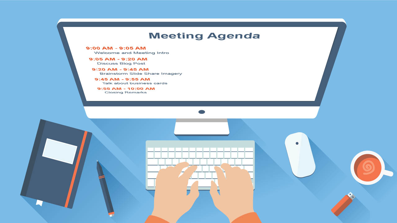 Project Management Tips - Effective Meetings thanks to Agendas