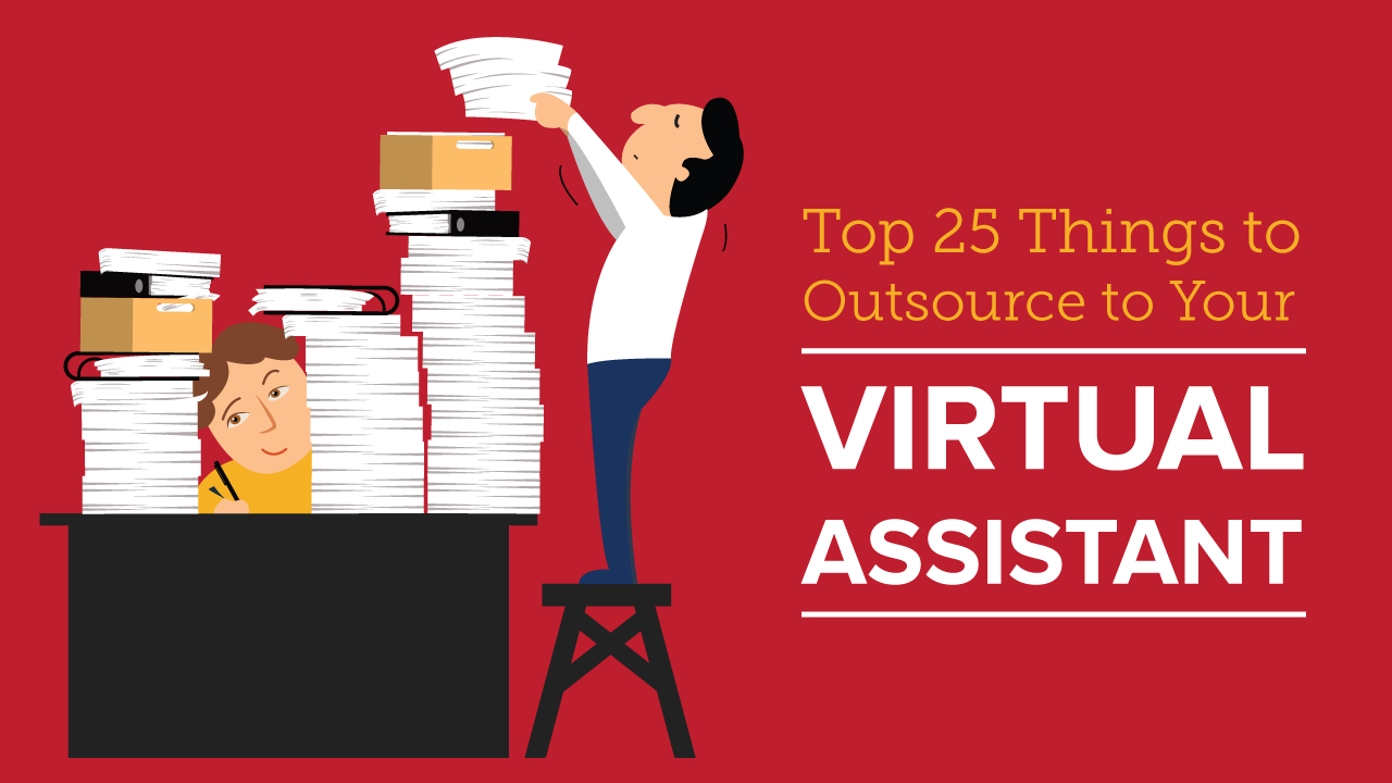 Outsource to Virtual Team Assistant