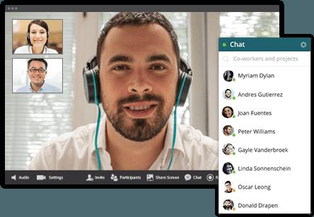 Redbooth-Chat - Leistungsstarke Software für Aufgabenmanagement von Redbooth