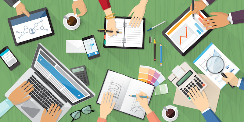 Managing Collaborative Teams